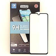 Захисне 5D Full Glue скло MOCOLO для Samsung Galaxy M31 / M315 повноекранне чорне