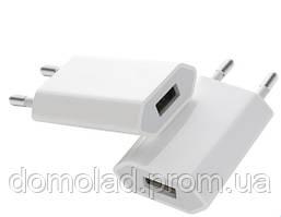 Адаптер USB Сharger 4G 5V=1A Сетевое Зарядное Устройство Для Зарядки Телефонов