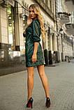 Платье 153R1108 цвет Темно-зеленый, фото 3