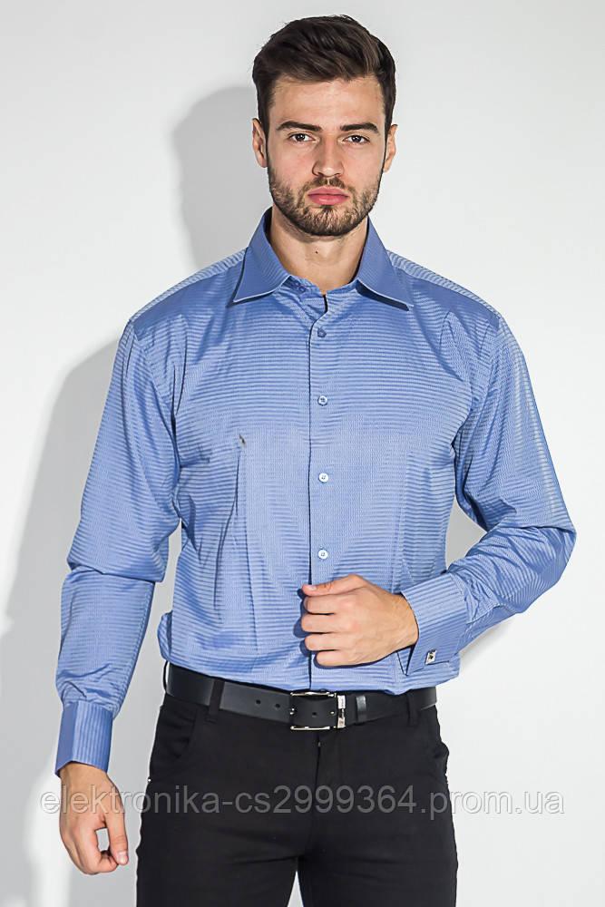 Рубашка 37162-15 цвет Темно-сиреневый
