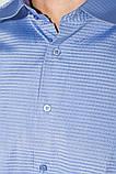 Рубашка 37162-15 цвет Темно-сиреневый, фото 5