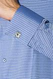 Рубашка 37162-15 цвет Темно-сиреневый, фото 6