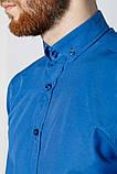 Рубашка №333F007 цвет Лазурный, фото 4