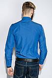 Рубашка №333F007 цвет Лазурный, фото 3