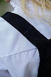 Сарафан женский 153R1072 цвет Черный, фото 2