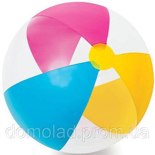 Надувной Пляжный Мяч Intex Парадиз Шар