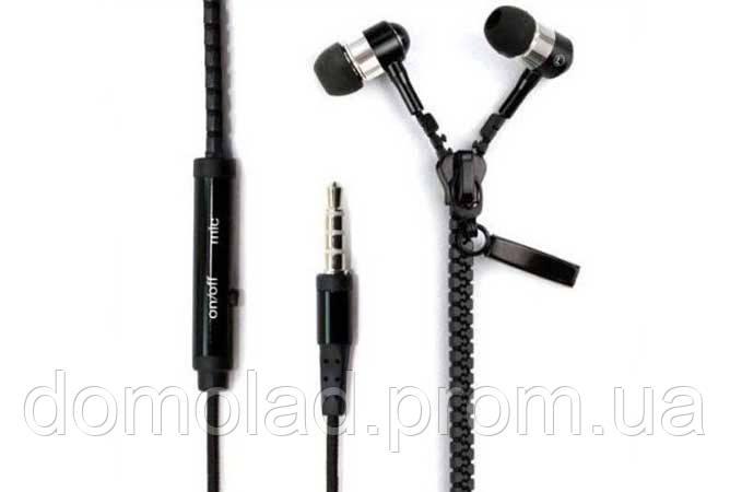 Навушники Змійка з Мікрофоном MDR AN 50