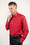 Рубашка Fra №878-63 цвет Красный, фото 5