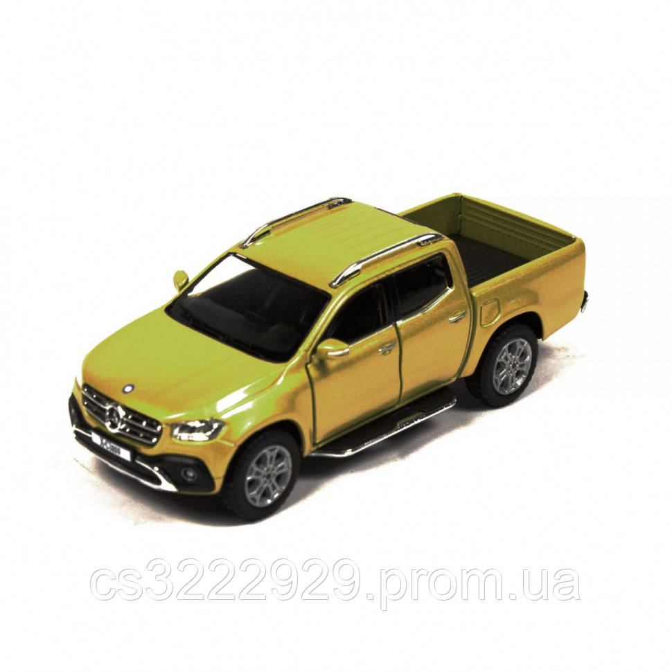 Модель пікап KT5410W  Mercedes-Benz X-Class (Золотой)