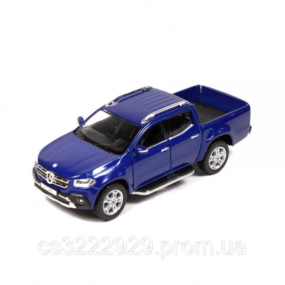 Модель пікап KT5410W  Mercedes-Benz X-Class (Синий)