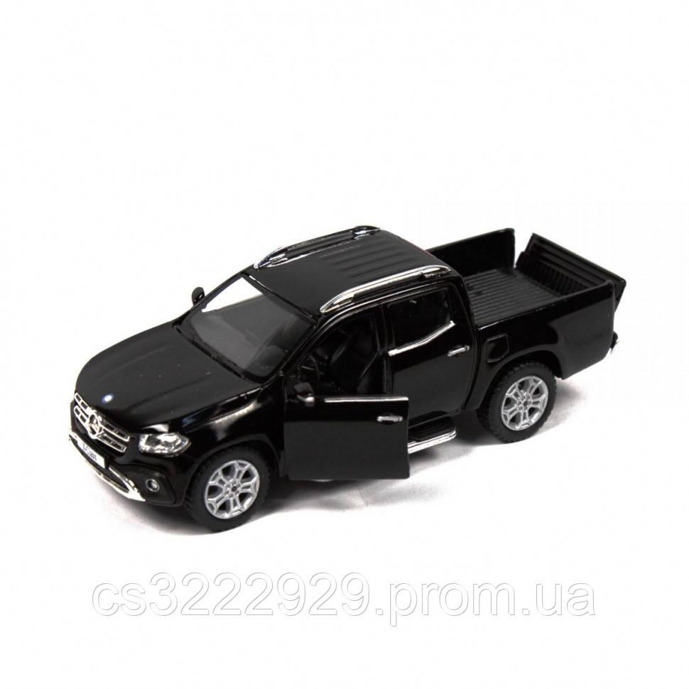 Модель пікап KT5410W  Mercedes-Benz X-Class (Чёрный)