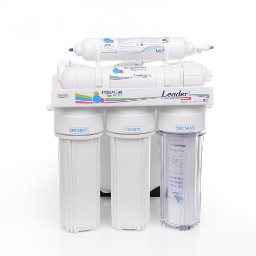 Фильтр для воды осмос Leaderfilter Standart RO-5
