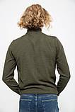 Гольф мужской 117R005(5001) цвет Хаки, фото 4
