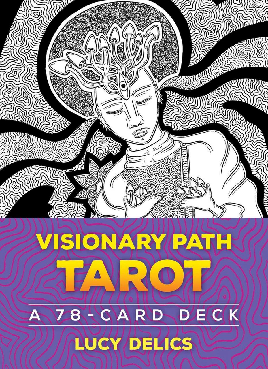 Visionary Path Tarot/ Таро Шлях Провидця
