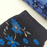 Термо носки женские шерстяные с махрой 36-40  STYLE LUXE  цветочки, фото 2