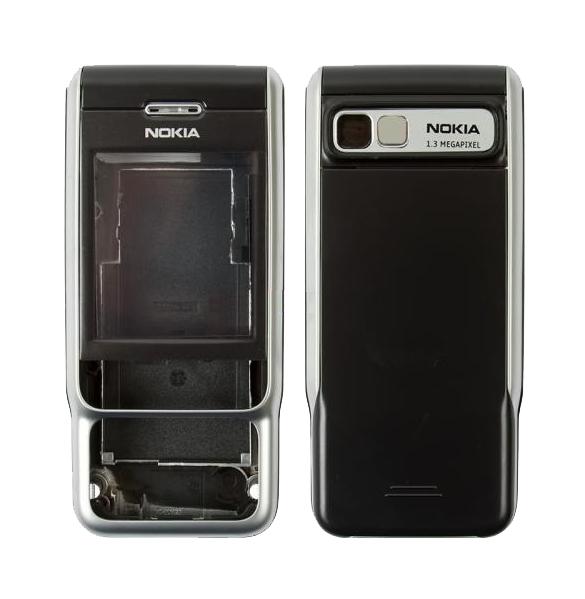 Корпус для Nokia 3230 черный