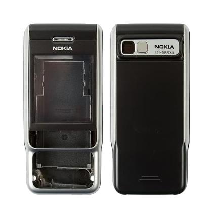Корпус для Nokia 3230 черный, фото 2