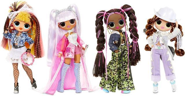 Куклы L.O.L Surprise! OMG Remix