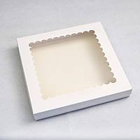 Коробка для пряников (205*205*30 мм.)