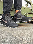 Чоловічі кросівки Nike LF1 Duckboot '17 (чорні/зірочки), фото 9