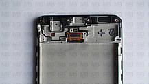 Дисплей с сенсором Samsung А217 Galaxy А21s Black, GH82-22988A, оригинал с рамкой!, фото 3