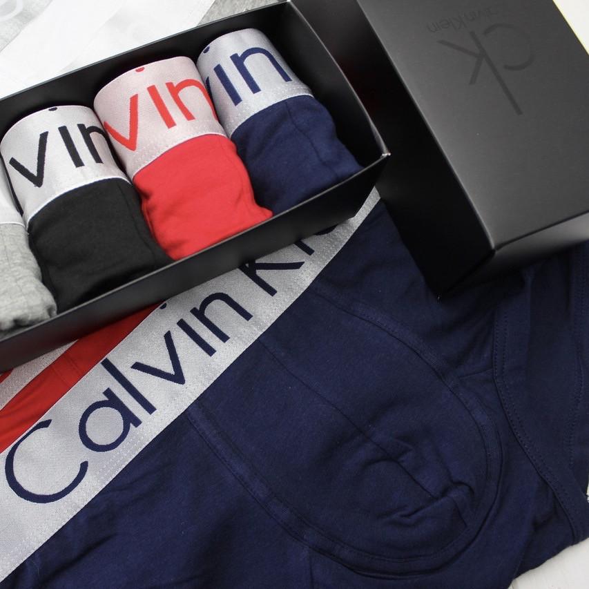 Набор мужских трусов Calvin Klein / 5 штук в упаковке
