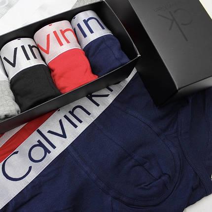 Набор мужских трусов Calvin Klein / 5 штук в упаковке, фото 2
