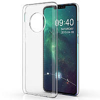 TPU чехол Epic Transparent 1,0mm для Huawei Y9a