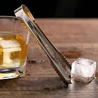 Щипцы для льда из нержавеющей стали HLS Huge choice (BC-5/16), барный инвентарь