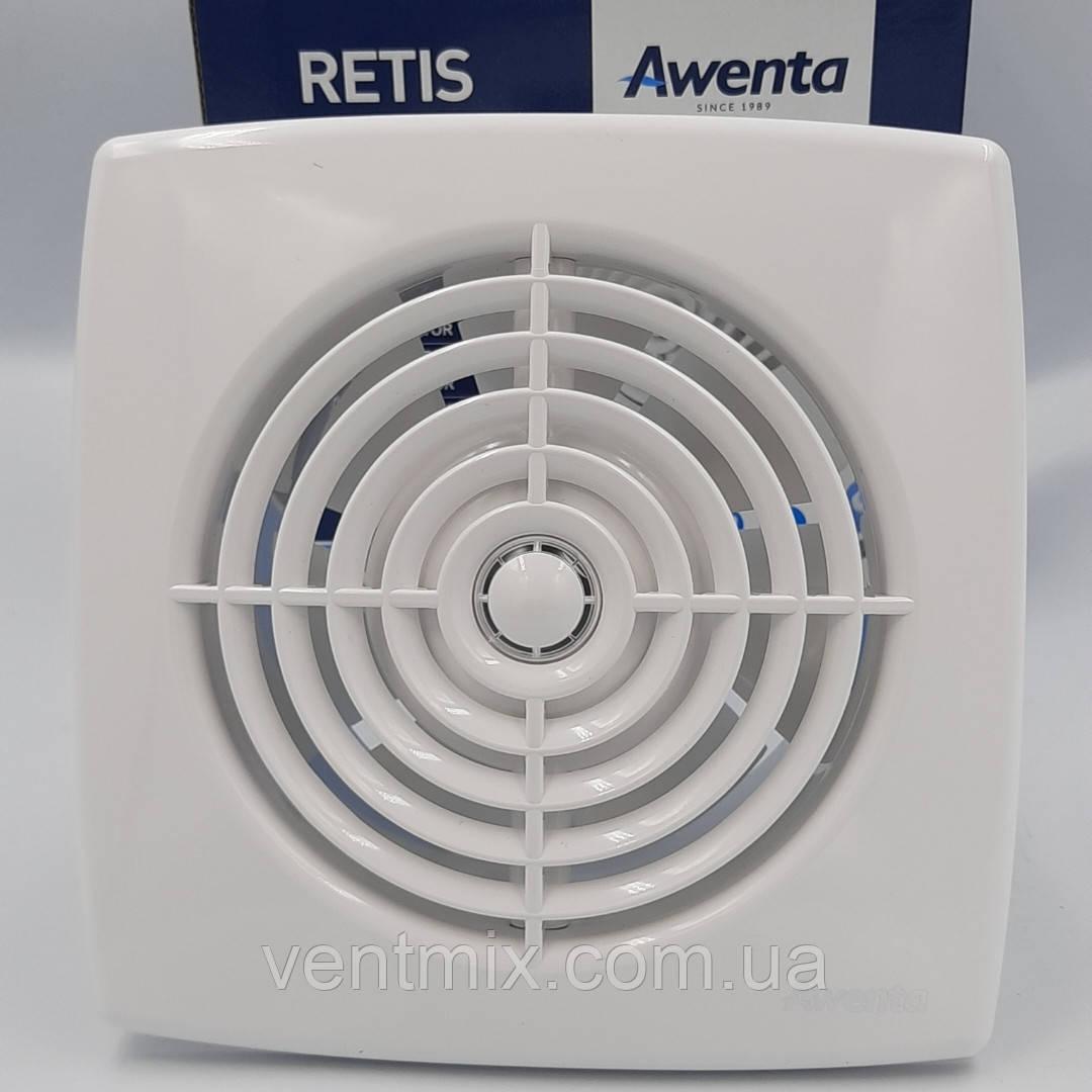 Вентилятор вытяжной RETIS 125 (Awenta)