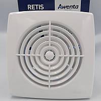 Вентилятор вытяжной RETIS 125 (Awenta), фото 1