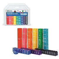 """Дидактическое пособие по математике """"Простые дроби"""" Learning Resources, LER 2509"""