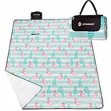 Коврик для пикника и кемпинга складной Springos 200 x 200 см PM016 - Love&Life