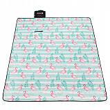 Коврик для пикника и кемпинга складной Springos 200 x 200 см PM016 - Love&Life, фото 8