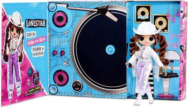 Кукла L.O.L Surprise! OMG Remix Lonestar Fashion Doll