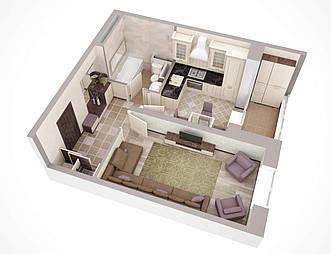 Как выбрать мебель для съёмной квартиры
