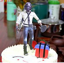 Топпер в торт фортнайт чоловічий
