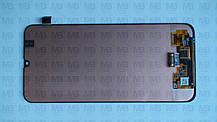 Дисплей с сенсором Samsung M305 Galaxy M30 чёрный,  GH82-19347A, оригинал, без рамки!, фото 3