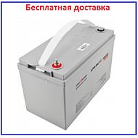 Аккумулятор LogicPower 100Ач LPM-MG 12-100, фото 1