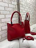 Женская сумка из эко кожи, фото 2
