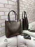 Женская сумка из эко кожи, фото 3