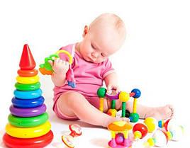 Іграшки для найменьших