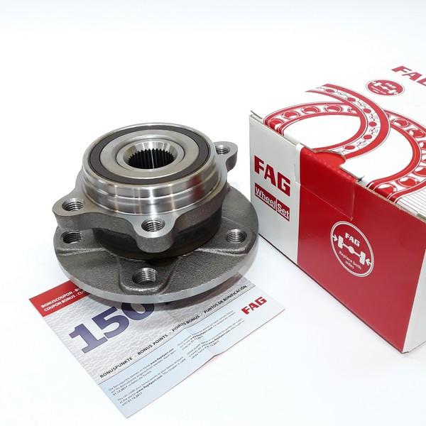 Ступица FAG Audi A8 Ауди А8 (с 2009 г.в.). 713610900. Передняя