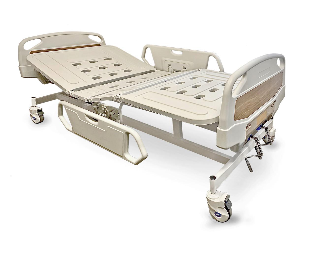 Ліжко медична чотирьохсекційна КФМ-4-1