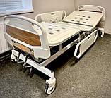 Ліжко медична чотирьохсекційна КФМ-4-1, фото 2