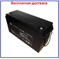 Аккумулятор Luxeon 150Ач LX12-150MG, фото 1