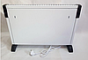 Конвектор бытовой Heater CB-2001, Crownberg. Конвекторный электрический обогреватель, фото 2