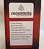 Конвектор бытовой Heater CB-2001, Crownberg. Конвекторный электрический обогреватель, фото 6
