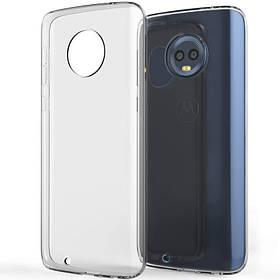 TPU чохол Epic Transparent 1,0mm для Motorola Moto G6