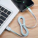 Дата кабель USAMS US-SJ233 U7 USB to MicroUSB (1.2m), фото 3
